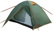 TTT-003.09, Палатка tepee зелёная