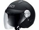X10016-M33 (черный, S), Шлем открытый IXS HX137 MATT, мат., размер S, цвет черный