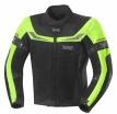 X51028-350-S, Куртка текстильная Levante чёрная/флуоресцентно-желтая, размер S, цвет чёрный/флуоресцентно-желтый