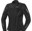 X51300-003-DL, Текстильная женская куртка Larissa черная, размер L, цвет черный