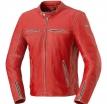 X73715 (Красный, M), Куртка кожаная  SONDRIO красная, размер 50, цвет красный