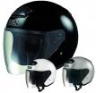 Z4018 (белый, XS), Шлем открытый IXS HX118, глянец, размер XS, цвет белый