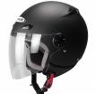 ZS210B, Открытый шлем ZS-210B черный матовый