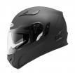 ZS813A-33-XS, Шлем интеграл ZS-813A черный матовый, размер XS, цвет черный матовый