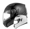 ZS813A (белый, XS), Шлем интеграл ZEUS ZS-813A, глянец, размер XS, цвет белый