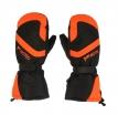 M01315 (Черный/Оранжевый, S), Зимние рукавицы БОБЕР