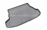 Коврик багажника Citroen C4 2011 (хэтчбек)