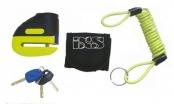 D9963-505-JY, Замок ixs на тормозной диск 5mm