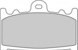 FDB574ST, Тормозные колодки для мотоцикла fdb574