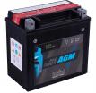 IA YTX14-BS, Аккумулятор intAct IA YTX14-BS, 12V, AGM
