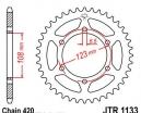 1133.53, Звезда задняя (ведомая) для мотоцикла jtr1133