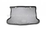 Коврик багажника Hyundai Solaris 2010-> (хэтчбек)