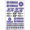 ST0038, Наклейки Yamaha Blue