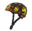 0582-01 (черный/желтый, M), Шлем велосипедный O'NEAL DIRT LID YOUTH EMOJI, мат., детский, размер M, цвет черный