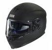 X14069-M33-XS, Шлем интеграл HX 1100 черный матовый, размер XS