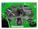 42445, Модель мотоцикла сборная 1:12 kawasaki ninja zx-10r