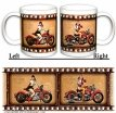 78-300, Мотокружка RETRO Girls & Motorcykles