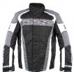 X80008 (Черный/Серый, размер M), Куртка для езды на снегоходе NIMBUS.