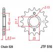 516.16RB, Звезда ведущая , с демпфером, JT 516.16RB