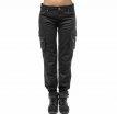 M08707 (Черный, 04), Женские мотоджинсы Hydra Women, размер XS