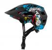 0502-88 (разноцветный, XS/S/M), Шлем велосипедный открытый O'NEAL DEFENDER Wild, мат., размер XS/S/M, цвет разноцветный