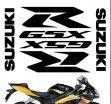"""decals_gsxr_pack, Комплект наклеек """"suzuki gsxr pack"""""""