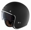 X10036-M33-M, Открытый шлем hx 77 черный мат, размер M