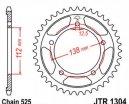 1304.39, Звезда задняя (ведомая) JTR1304 для мотоцикла стальная