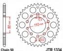 1334.39, Звезда задняя (ведомая) jtr1334 для мотоцикла стальная