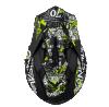 0200-47 (черный/желтый, M), Шлем кроссовый O'NEAL 2Series YOUTH ATTACK, детский, размер M, цвет черный