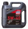 2592, Cинтетическое моторное масло для 4-тактных мотоциклов motorrad synth 4t 5w-40, размер 1 л