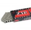530X1R-NN102, никель, 102 звена, Цепь для мотоцикла JT 530X1R NN-никель