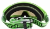 6032T-203, Кроссовая маска b2 rl goggle threesixzero зелёная/радиум