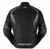A01521-039-S, Текстильная куртка Rikko, размер S, цвет черно-серая