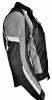 A02503-039-2XL, Текстильная куртка speedway, черная/антрацитовая, размер 2XL