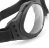 BA001R, Очки bugeye чёрные с зеркальными линзами