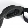 BPIS01, Очки piston чёрные с дымчатыми линзами