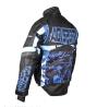 A07586 (Черный/Синий, размер M), Снегоходная куртка Taiga, черная/синяя