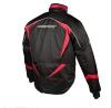 A07576 (черный/красный, M), Снегоходная куртка ARCTIC черная/красная