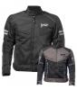 M01506 (черный/серый, S), Куртка текстильная  MOTEQ AIRFLOW, мужской(ие), размер S, цвет черный