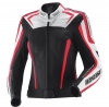 X73014 (Черный/Розовый, XS), Куртка женская кожаная CHARA, размер 34