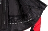 X80004 (Черный/Красный, XXL), Снегоходная куртка KOBUK